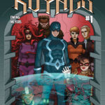 New Inhuman Ongoing Announced for April