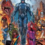 "Inhumans One Shot ""Inhumans Prime"" Announced"