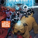 Inhumans: The Once and Future Kings #1 Review (spoilers)