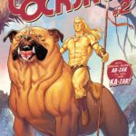 Lockjaw #2 Review (spoilers)