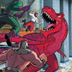 Moon Girl and Devil Dinosaur #35 review (spoilers)