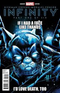 Infinity 1 Grumpy Cat