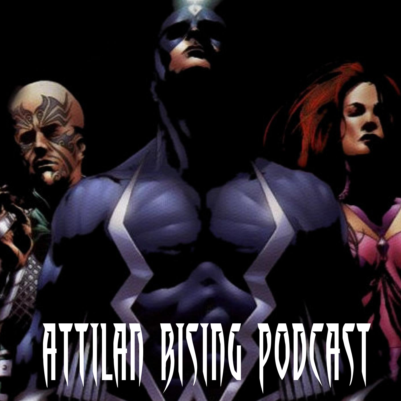 Attilan Rising - A Comicbook Podcast
